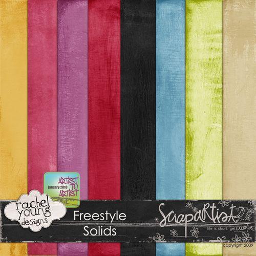 FreestyleSolids